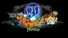 ЛОВЛЯ МОНСТРОВ - Miscrits : World Of Creatures # 1