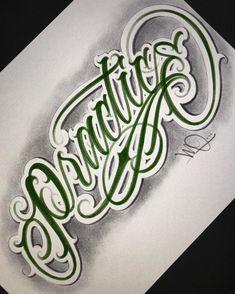 No photo description available. Tattoo Fonts Alphabet, Cursive Tattoos, Lettering Tattoo, Tattoo Script, Script Lettering, Forearm Name Tattoos, Body Art Tattoos, Writing Fonts, Hand Writing