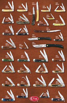 Display Design for Case Knives