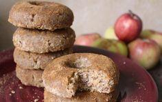 Raw Apple Cider Doughnuts [Vegan] | One Green Planet