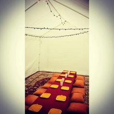 Middle Eastern themed bbq in a tent Outdoor Tent Party, Tent Parties, Tent Wedding, Tents, Bbq, Middle, Weddings, Teepees, Barbecue