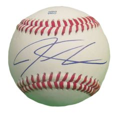 Cincinnati Reds Josh Hamilton signed Rawlings ROLB leather baseball w/ proof photo.  Proof photo of Josh signing will be included with your purchase along with a COA issued from Southwestconnection-Memorabilia, guaranteeing the item to pass authentication services from PSA/DNA or JSA. Free USPS shipping. www.AutographedwithProof.com is your one stop for autographed collectibles from Cincinnati sports teams. Check back with us often, as we are always obtaining new items.