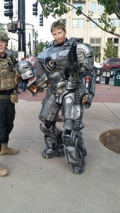Iron Man (Mark 1) | Salt Lake Comic Con 2014 #SLCC14