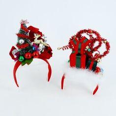 Christmas Headband ideas