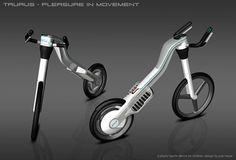 A New Way to Bike | Yanko Design
