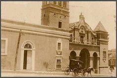 Iglesia Santa Bárbara 1931