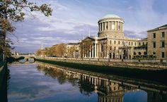 Four Courts, Dublin, Irlanda