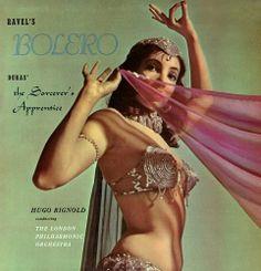 Hugo Rignold and the London Philharmonic Orchestra - Ravel's Bolero/Dukas' the Sorceror's Apprentice (1958)