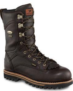 Boots I'm considering in future years: Irish Setter Elk Tracker 860 ... Irish Setter Upland Boots