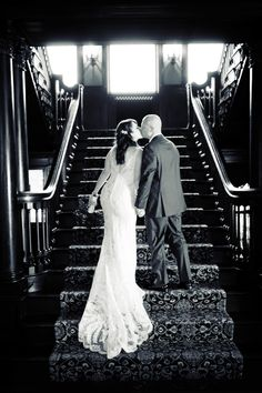 Stunning photograph. Photo by Elijah. #SempleMansion #Weddings    I will reenact this... i will