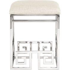 Bernhardt Soho Luxe Counter Stool Set of 2