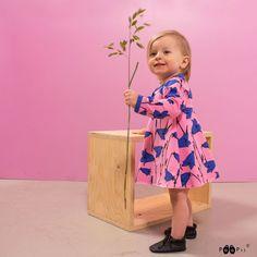 PaaPii Design ONESIE DRESS, Bluebell Onesie Dress, Baby Pants, Pink Blue, Onesies, Summer Dresses, Design, Fashion, Moda, Summer Sundresses