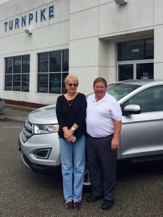 Kenny Abdon & the whole Turnpike Family wish to thank Diane Bright for her business 😉👍