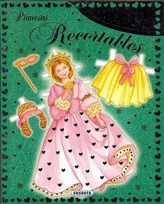 Princess Paper Doll - Snow White | Gabi's Paper Dolls