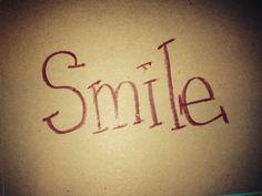Smile Kindness Card (June 2015) Tara B