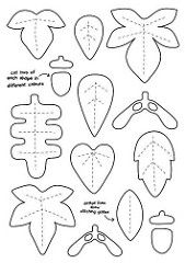 Get creative with these templates. Use them as part of a larger art project or just as a fun coloring page. Get creative with these templates. Use them as part of a larger art project or just as a fun coloring page. Fabric Flowers, Paper Flowers, Paper Butterflies, Diy Flowers, Felt Flowers Patterns, Craft Projects, Sewing Projects, Felt Projects, Fleurs Diy