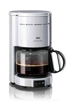 Braun Filterkaffeemaschine Aromaster Classic