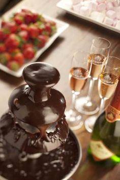 Wine Estates - Western Cape - cape winelands - stellenbosch - The House of J. Chocolates, Cupcake Party, Chocolate Fondue, Pudding, Wine, Fruit, Desserts, South Africa, Food