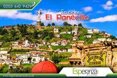 El Panecillo, #Ecuador:  El Panecillo is a 200-metre-high hill of volcanic-origin, with loess soil, located between #southern and central Quito. According to Juan de Velasco, a Jesuit historian, on top of . |   Source: https://en.wikipedia.org/wiki/El_Panecillo |   #ElPanecillo #Panecillohill #HillsinEcuador #sculptures #QuitoCanton #travel #esperanzatravel #cheapflights #FlightstoEcuador  |    #SouthAmerica #TravelExperts: http://www.esperanzatravel.co.uk/cheap-flights-to-ecuador.php