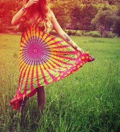 Hippie dippy