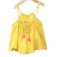 c44dbe5393b5e Patron Ikatee Duo Majorque - robe et blouse   de 3 à 12 ans