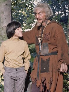 Catweazle - Television Series - 1970 - Hollywood Reporter