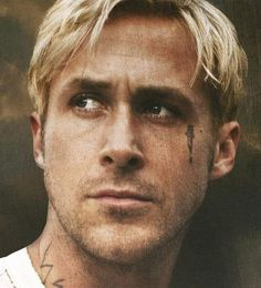 "Ryan Gosling in ""The Place beyond the pines """