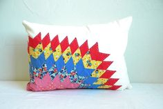 quilted. Little Baby Girl, Little Babies, Upcycling Ideas, Quilted Pillow, Pillow Covers, Upcycle, Throw Pillows, Crafty, Quilts