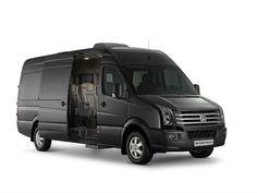 Yeni Crafter konforlu ve rahat bir yolculuk için özel tasarlanmış