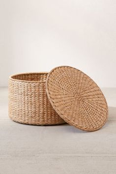 Shop Alina Storage Ottoman at Urban Outfitters today. We carry all the latest styles, colors and brands for you to choose from right here. Sisal, Home Decor Accessories, Decorative Accessories, Decorative Objects, Urban Outfitters, Blanket Storage, Ottoman Storage, Storage Baskets, Kitchen Storage