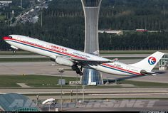 Airbus A330-343 - China Eastern Airlines | Aviation Photo #3908063…