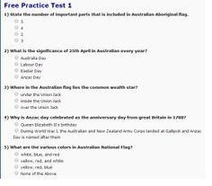 Aussie Citizenship Test (aussietest) on Pinterest