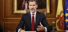 Spain's high court launches investigation against Catalan officials after King Felipe VI of Spain accused separatists of disloyalty and…