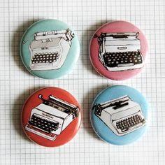 Supercool badges/pins