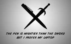 pen mightier than sword essay 9 Best Images of The Connection Pen And Sword - Pen Mightier than . Knowledge Is Power, Organizer, Free Resume, Book Series, Sample Resume, Sword, Psychology, Jokes, Mindfulness