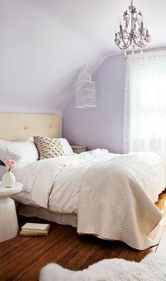 Casinha colorida: Durma bem