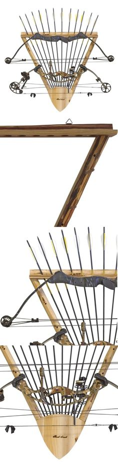 Racks 73961: Rush Creek Bow Arrow Wall Rack Mount Hook Storage Hanger Archery Display Hunting -> BUY IT NOW ONLY: $43.99 on eBay!
