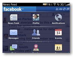 La versión 3.2 de la app de Facebook para BlackBerry ya está disponible con algunas mejoras, sobre todo en la parte de notificaciones.