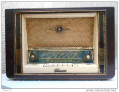 poste de radio vintage - Delcampe.net