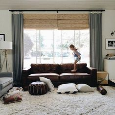 20 Inspirationen, Fenster, Sofas