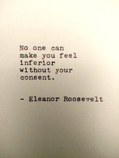 No two quotes – no two anführungszeichen – no two quotes … Love Life Quotes, Wisdom Quotes, Words Quotes, Wise Words, Me Quotes, Poetry Quotes, Sayings, Daily Quotes, Citations Eleanor Roosevelt