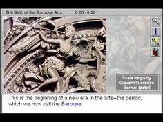 Birth of the Baroque Arts (The Baroque Part 1) - http://www.zaneeducation.com - Birth of the Baroque Arts is Part 1 of The Baroque - Use this two part video to learn, study and experience the grandeur of the Baroque, an era that witnessed the debut of the operatic aria, the development of instrumental works and landscape painting, and the portrayal of religious figures in states of heightened emotion. Gain insight to the sensual and ...