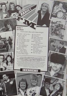 Bruno Brookes, Bbc Radio 1, Digital Radio, Old Time Radio, 50 Years Old, Spin, Growing Up, Memories, History