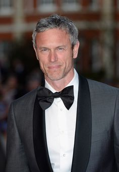 More British swimmer Mark Foster. Silver fox + tuxedo is a winning formula. Sharp Dressed Man, Well Dressed Men, Mark Foster Swimmer, Mark Forster, Black Tie Attire, Classic Tuxedo, Tom Daley, Silver Foxes, Black Tie Affair