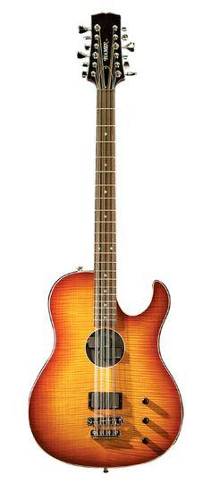 Hamer Guitars 'Acoustic Look' 12str Bass (B12A)