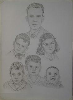 MIS DIBUJOS: FAMILIA PARRA
