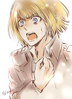 Armin Arlert // AoT Ereri, Armin Snk, Nada Personal, It Movie 2017 Cast, Mermaid Boy, Attack On Titan Fanart, Titans Anime, Boku No Hero Academy, Anime Characters