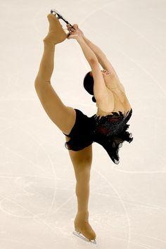 Caroline Zhang Photos Photos - 2012 Four Continents Figure Skating Championships - Day 2 - Zimbio