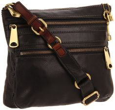Fossil: Explorer Crossbody. Next purse