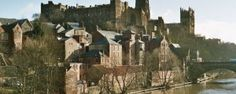 12 castillos que parecen de cuento en Reino Unido